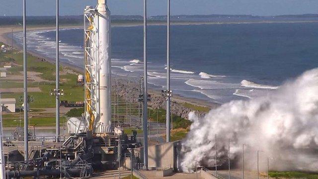 У США успішно пройшла випробування ракета з українським ступенем