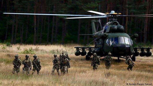 Польща упівтора збільшить чисельність своєї армії