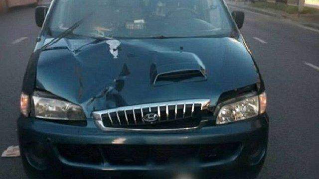Жінка-таксист збила насмерть літнього пішохода