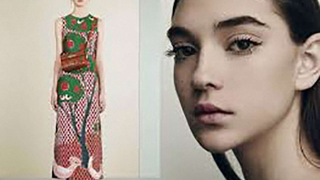 Українка стала обличчям нової колекції Red Valentino