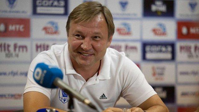 Український тренер очолив московське «Динамо»