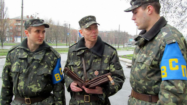 В Україні створять ще й Військову поліцію