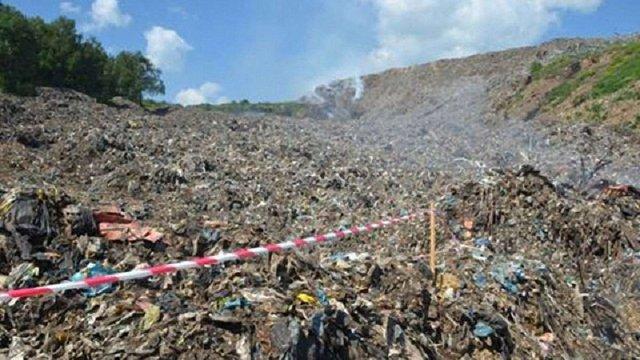 Пошукові роботи на Грибовицькому сміттєзвалищі продовжать після рішення спецкомісії