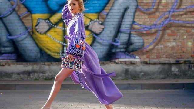 Українська дизайнерка вишиванок працюватиме на американському ринку