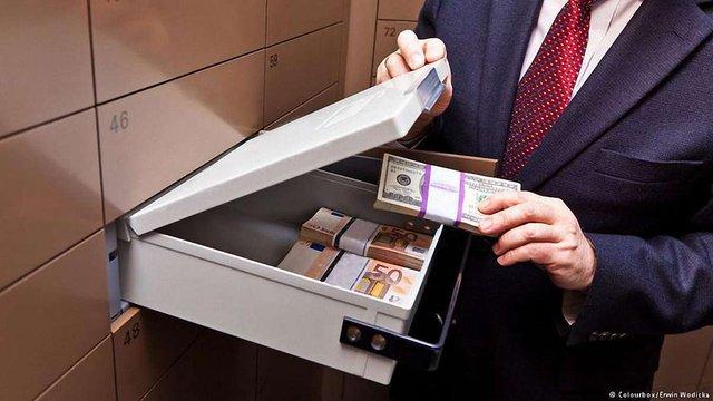 В Австрії у відмиванні грошей підозрюють рекордну кількість українців