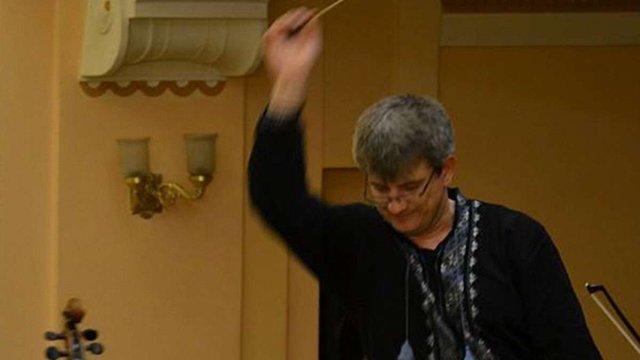 Оркестр Львівської філармонії очолив Тарас Криса