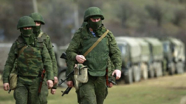 Росія розпочала будівництво нової військової бази поблизу українського кордону