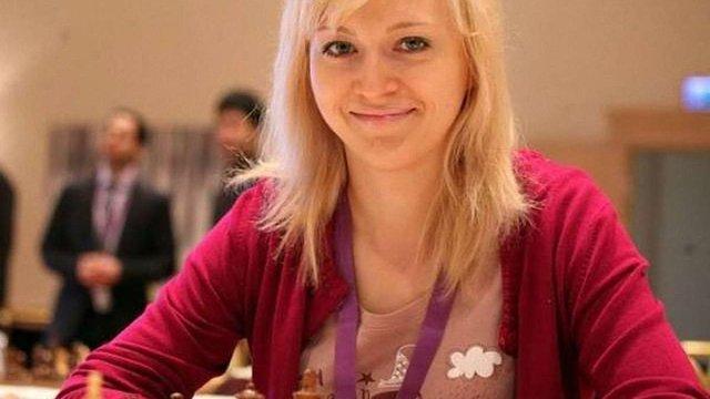 Українська шахістка Ганна Ушеніна виграла чемпіонат Європи