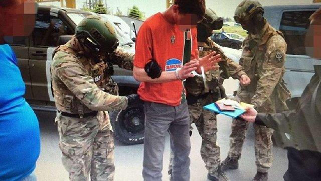 У Франції затриманого СБУ француза вважають контрабандистом, а не терористом