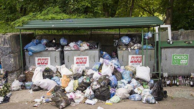 Ще три міста відмовилися  приймати сміття зі Львова