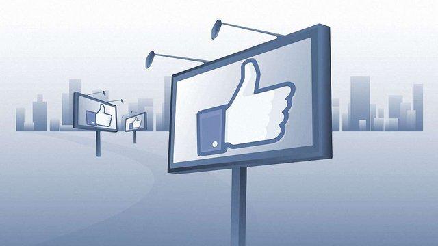 Facebook відключив рекламні акаунти кримських підприємців