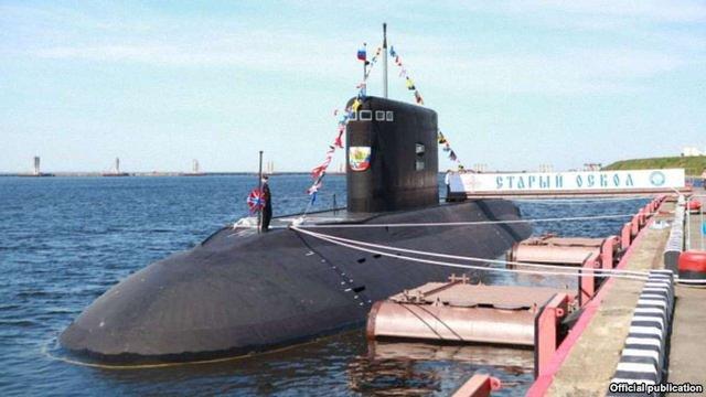 Флот Великобританії перехопив у Ла-Манші підводний човен Росії
