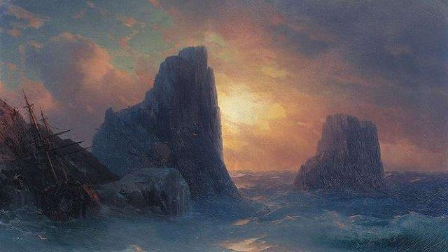 Росія продала картину Айвазовського, яка зберігалася в окупованому Криму