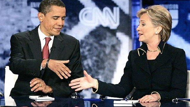Барак Обама підтримав Гілларі Клінтон у президентській кампанії в США