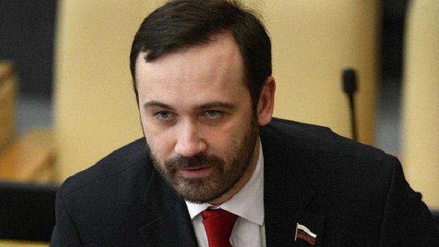 В Росії позбавили мандата єдиного депутата Держдуми, який виступив проти анексії Криму