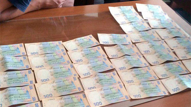 Працівника комунального підприємства Львівської облради затримали на хабарі у ₴20 тис.