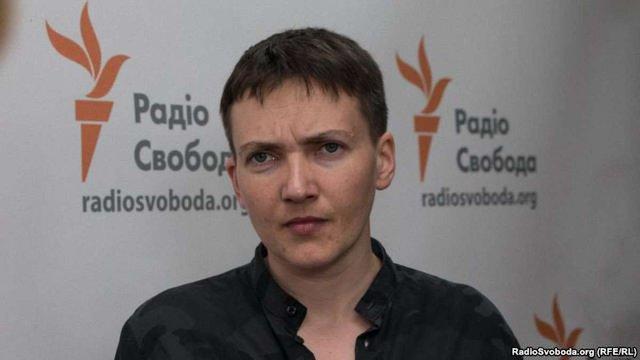 Надія Савченко: На 95% — ця влада не варта свого народу