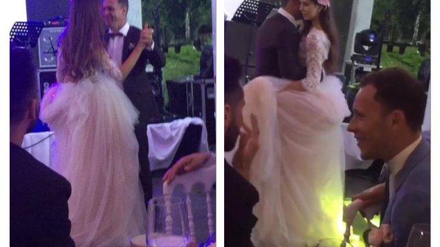 Головний тренер київського «Динамо» одружився вдруге