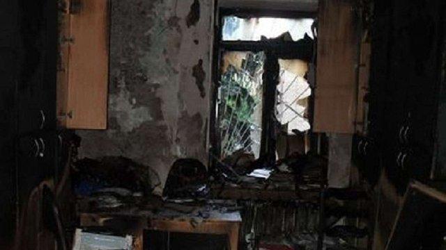 Справи Ставицького та Єфремова не постраждали під час пожежі у Солом'янському суді Києва