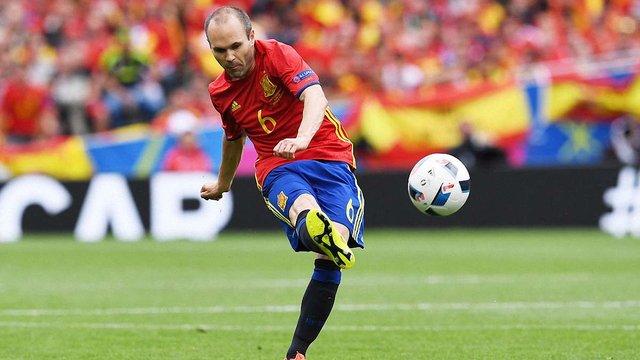 Євро-2016: іспанці на останніх хвилинах обіграли збірну Чехії