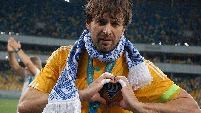 Олександр Шовковський на півроку продовжив контракт з «Динамо»