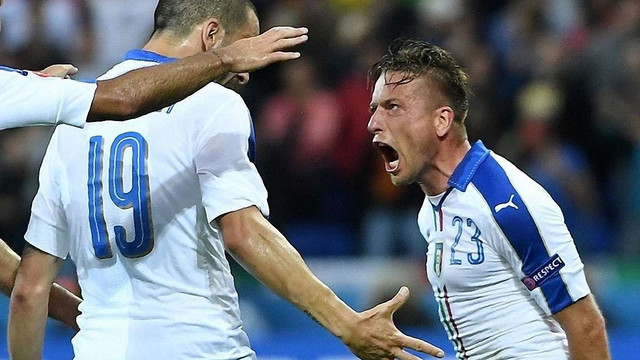 Євро-2016: збірна Італії двічі забила Бельгії