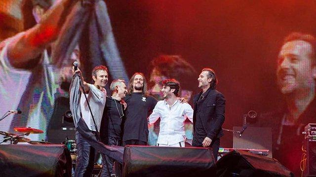 «Океан Ельзи» після концерту у Львові перерахував ₴50 тис. на пальне для реанімобілів