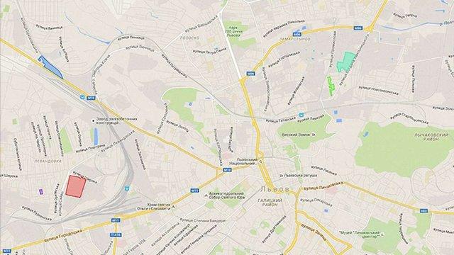 У Львові створили мапу проблемних підприємств