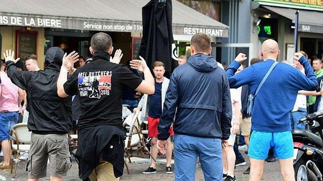 У Франції відбулись нові сутички за участю російських вболівальників