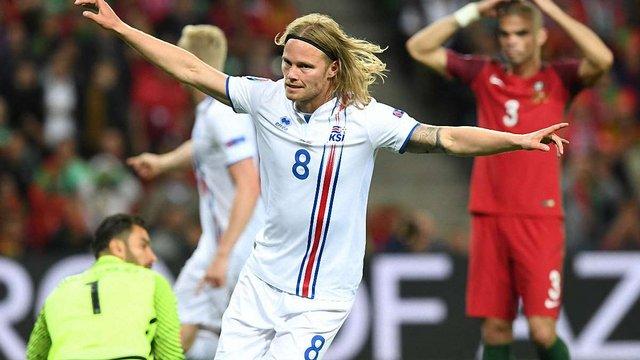 Євро-2016: Португалія не змогла обіграти збірну Ісландії
