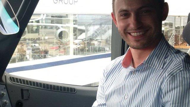 Українець став головним інженером Airbus