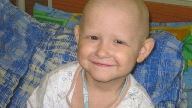 Львів'ян просять допомогти врятувати життя чотирирічного хлопчика