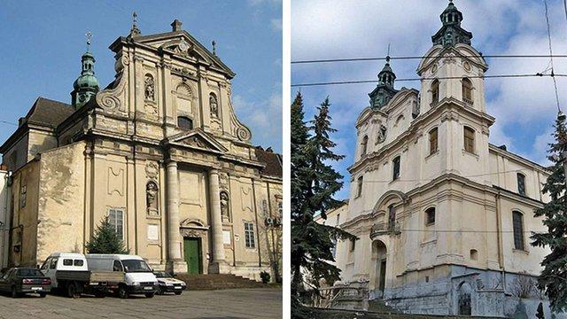 Римо-католики проситимуть держсекретаря Ватикану допомогти повернути їм два храми у Львові