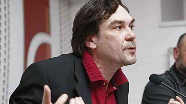 Український письменник Юрій Андрухович отримав медаль у Німеччині
