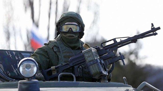 Росія формує мотострілецьку дивізію в Ростовській області