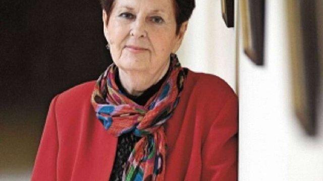 Померла відома львівська громадська діячка Віра Лясковська