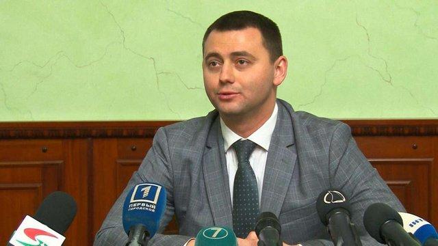 Юрій Луценко представив нового прокурора Одеської області