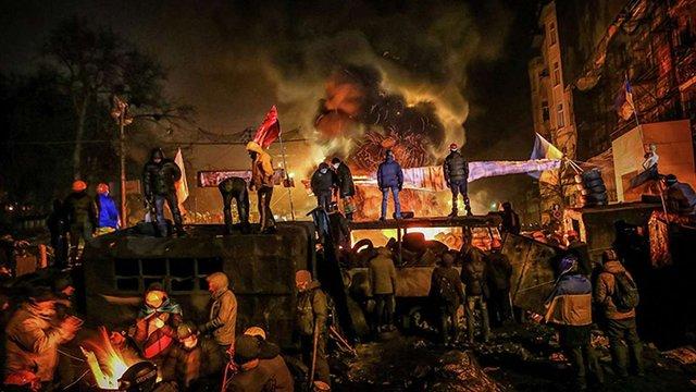 Фільм про Майдан отримав престижну теленагороду США