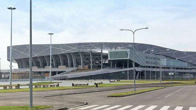 У Львові повідомили про замінування «Арени Львів»