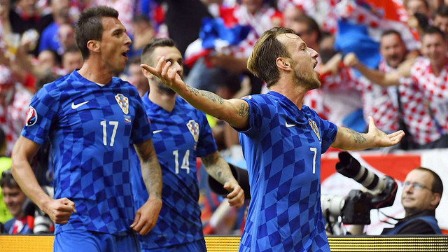 Євро-2016: збірна Хорватії не втримала перемогу у матчі з Чехією