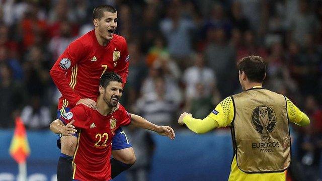Вперше на Євро-2016 одна команда забила більше двох голів
