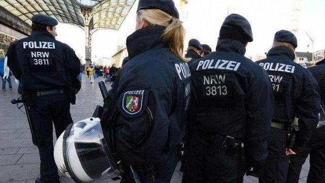 У Німеччині заарештували п'ятьох російських футбольних фанатів