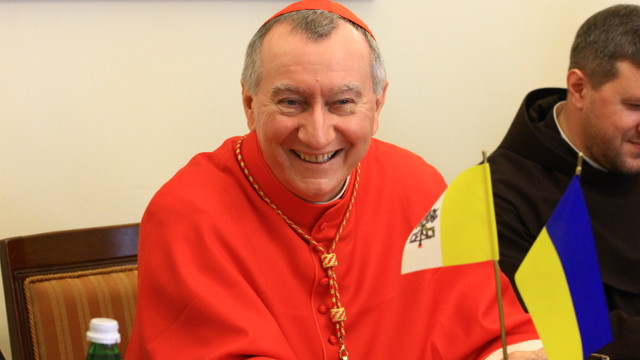 Держсекретар Ватикану у Львові освятить місце будівництва нового храму