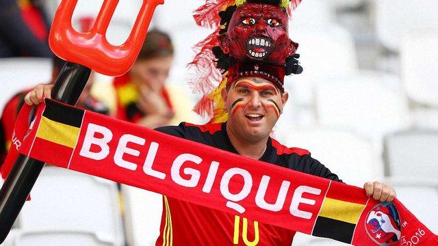 Збірна Бельгії розгромила Ірландію на Євро-2016