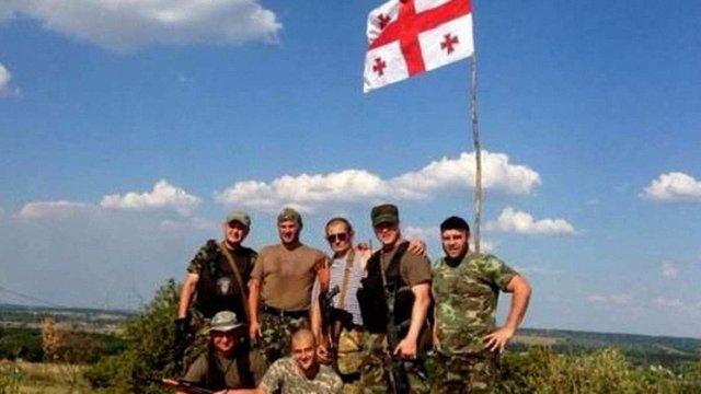 Під Дебальцевим Грузинський легіон з підтримкою української артилерії знищив 40 окупантів
