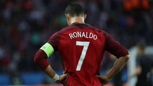 Євро-2016: Кріштіану Роналду не забив пенальті збірній Австрії