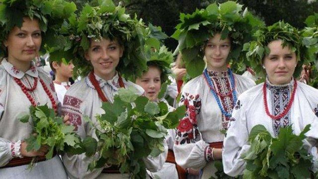 Сьогодні Зелені свята - День народження християнської Церкви