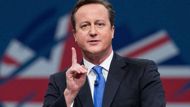 Прем'єр попередив британців: після виходу з ЄС, назад не пустять