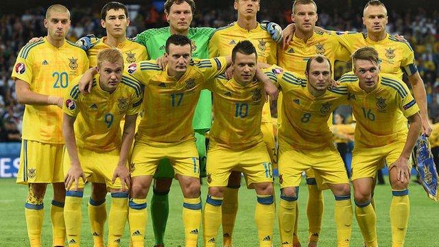 Збірна України покине Францію одразу ж після матчу з Польщею
