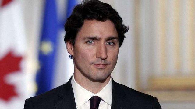 Прем'єр-міністр Канади відвідає Україну